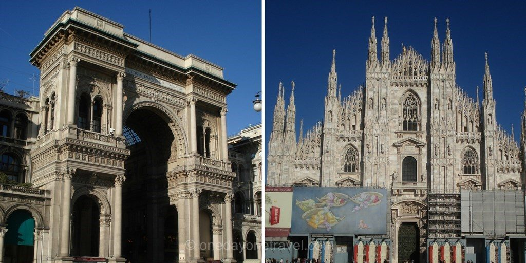 Milan duomo Blog Voyage OneDayOneTravel