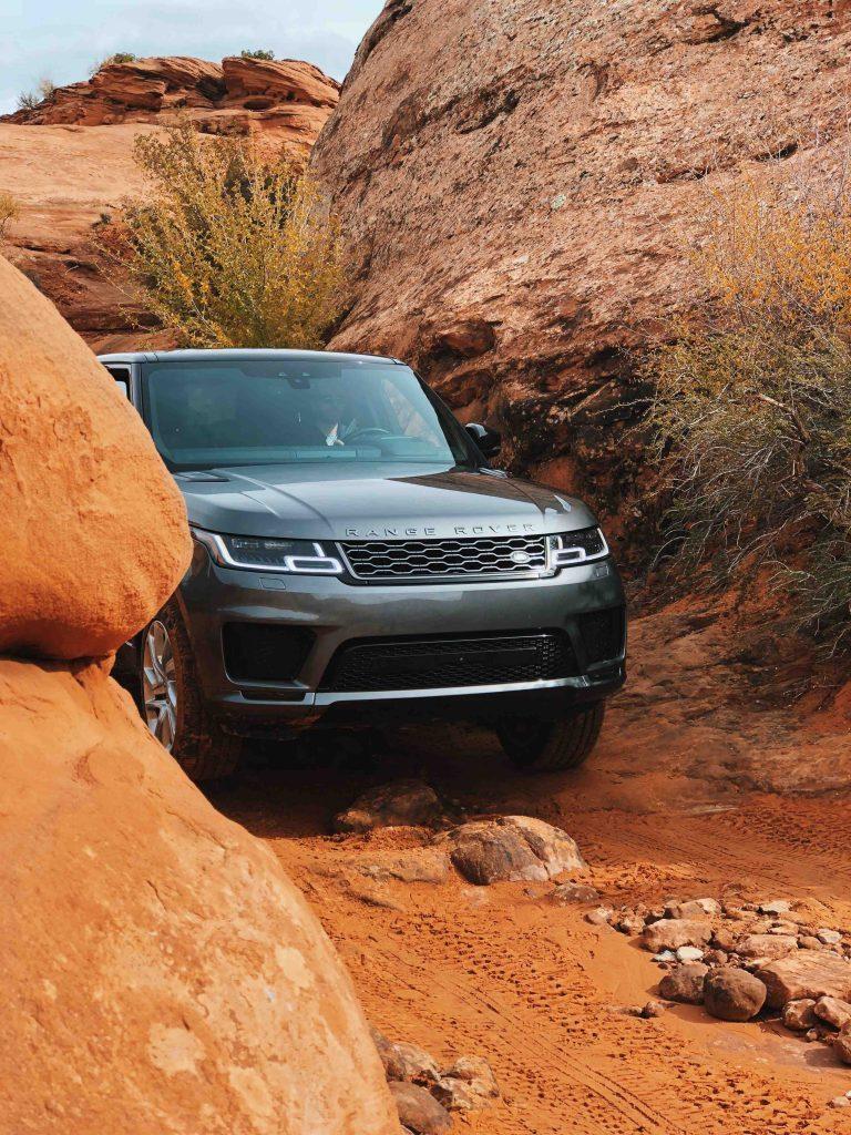 Moab Hors Piste Utah Land Rover