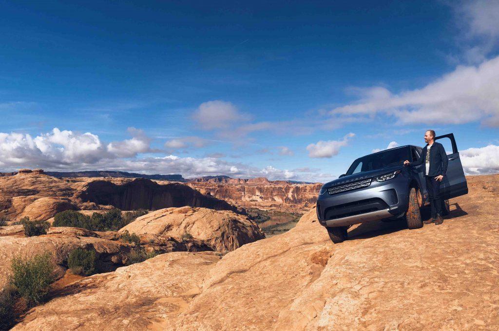 Moab Hors Piste Utah Land Rover blog