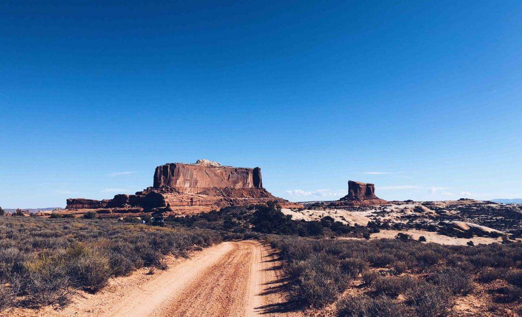 Moab Utah Hors Piste Land Rover Blog Voyage