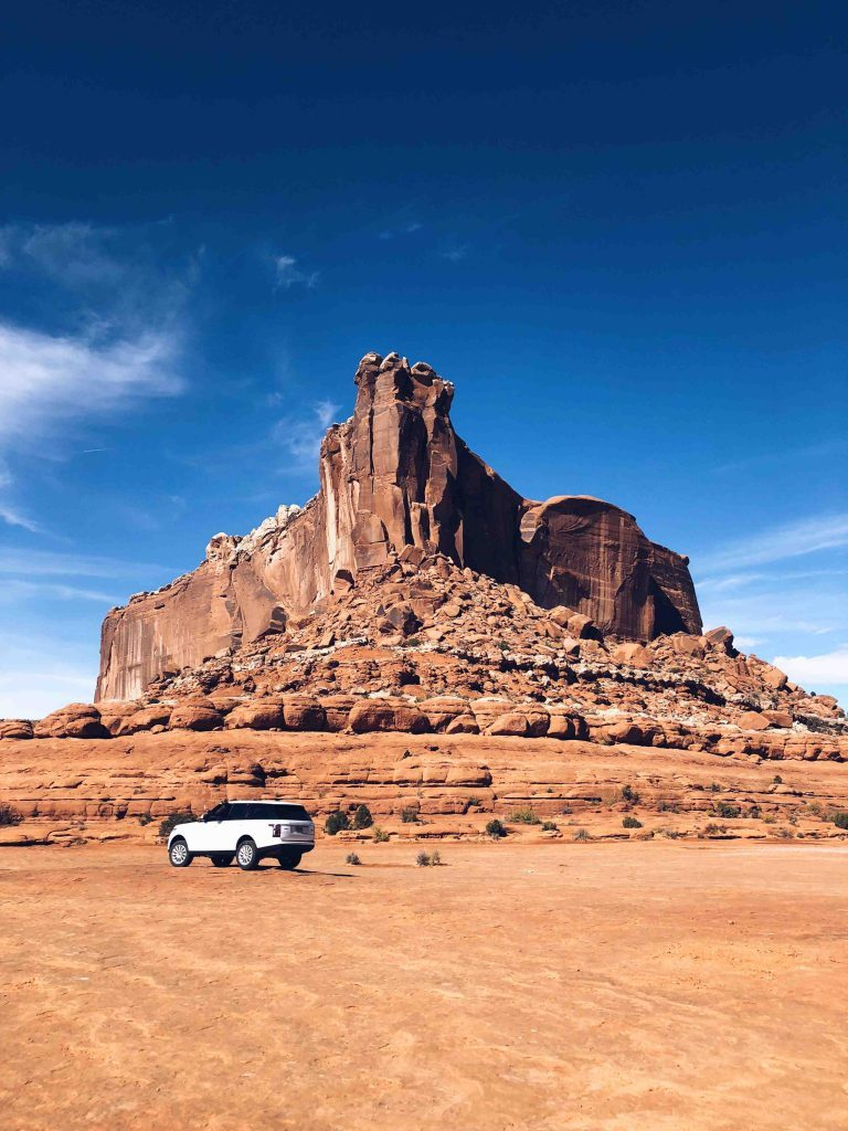 Moab Utah Hors Piste Land Rover Blog Voyage OneDayOneTravel