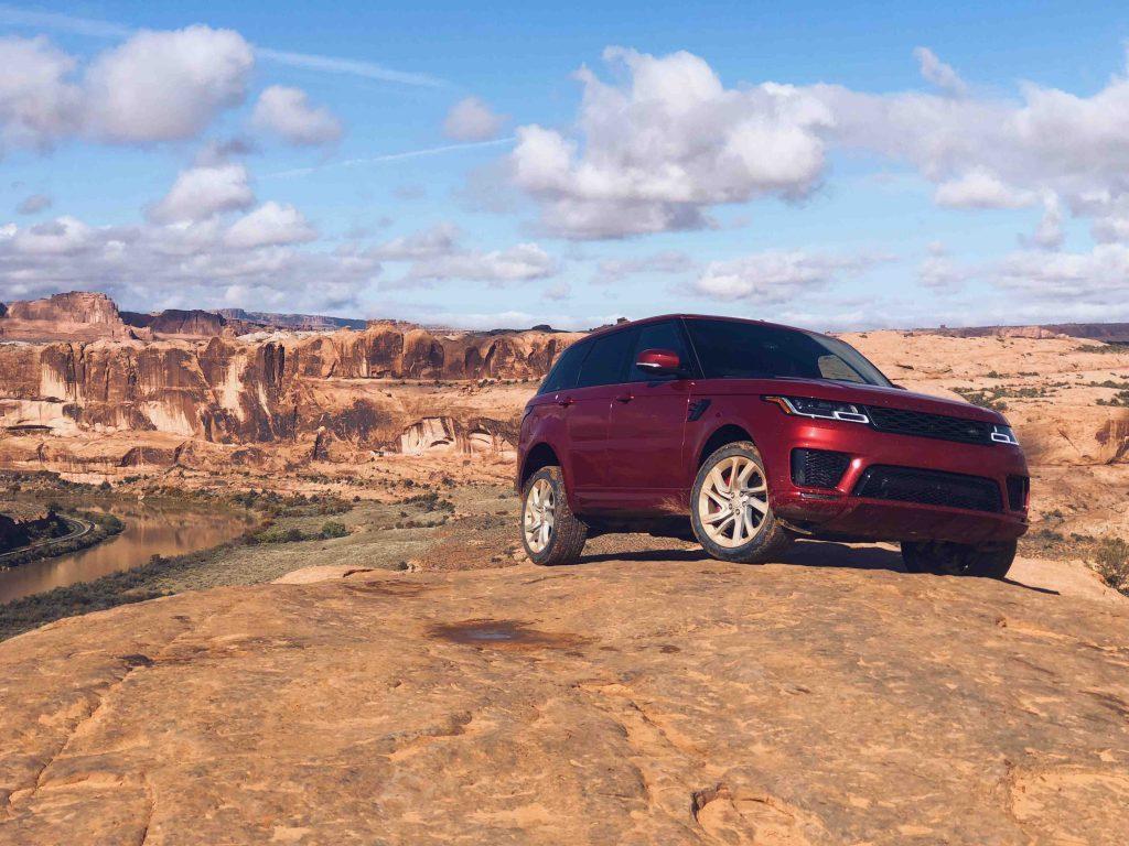 Moab Utah Hors Piste Land Rover Blog Voyages