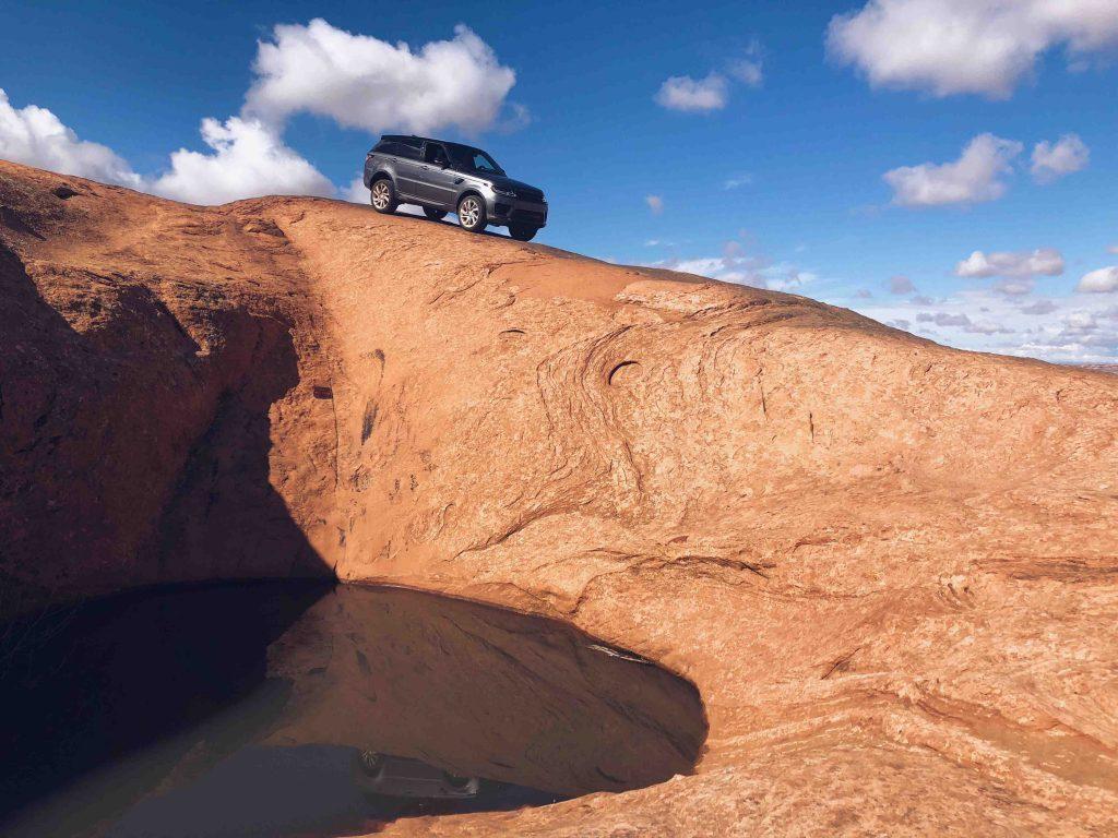 Moab Utah Hors Piste Land Rover Blog de Voyage
