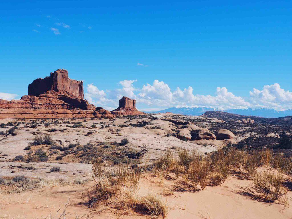 Moab Utah Hors Piste désert Land Rover Blog Voyage
