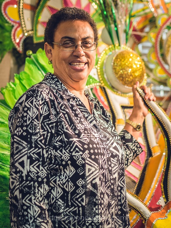 Nassau portrait Les Bahamas