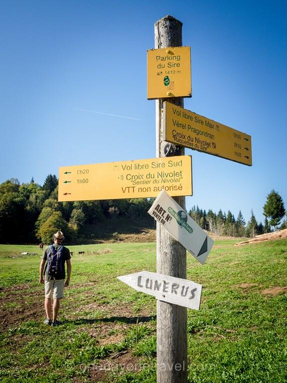 randonnée croix du Nivolet