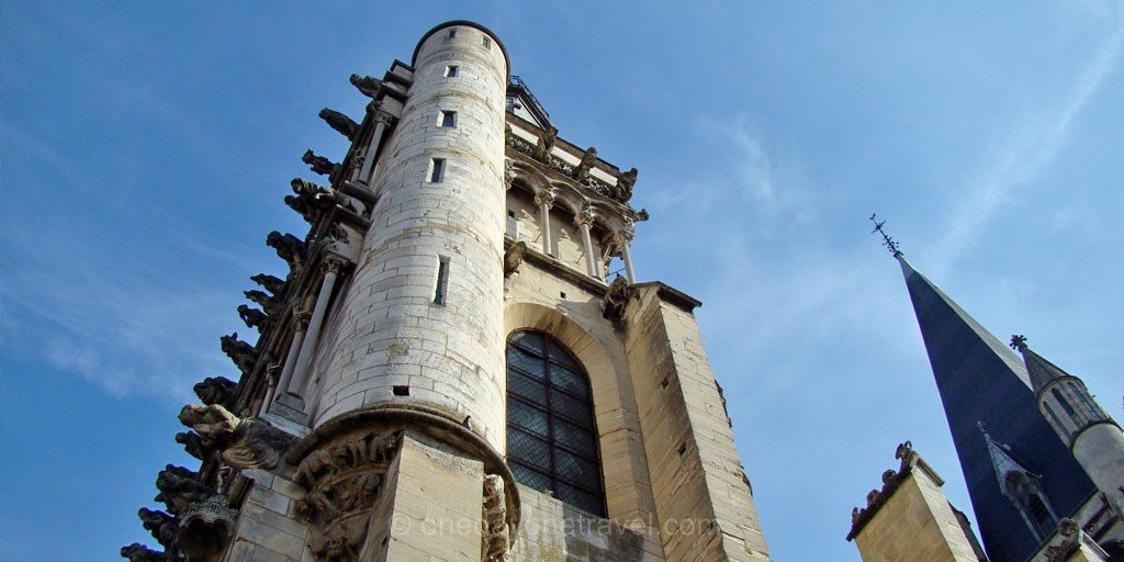 Notre Dame Dijon Gargouille Bourgogne