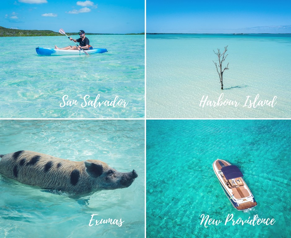 Où voyager en 2019 Bahamas