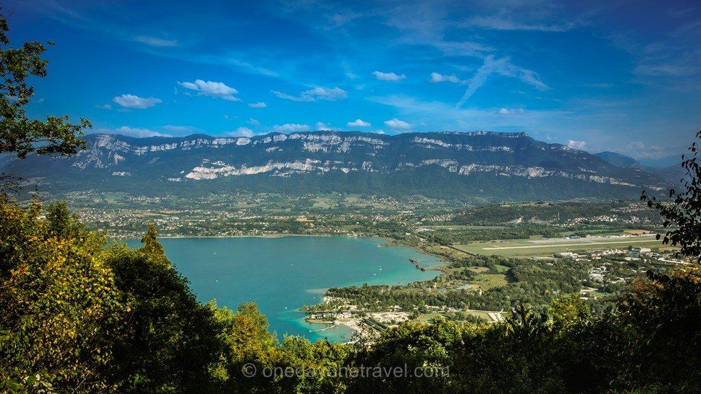 Où voyager en 2019 Lac du Bourget