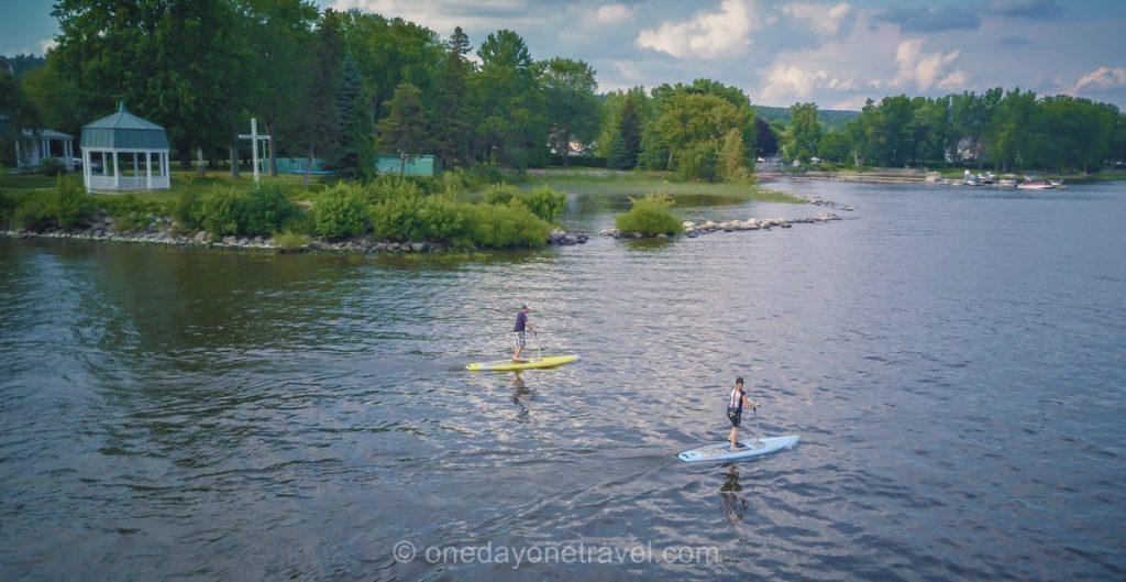 Oka Laurentides paddle