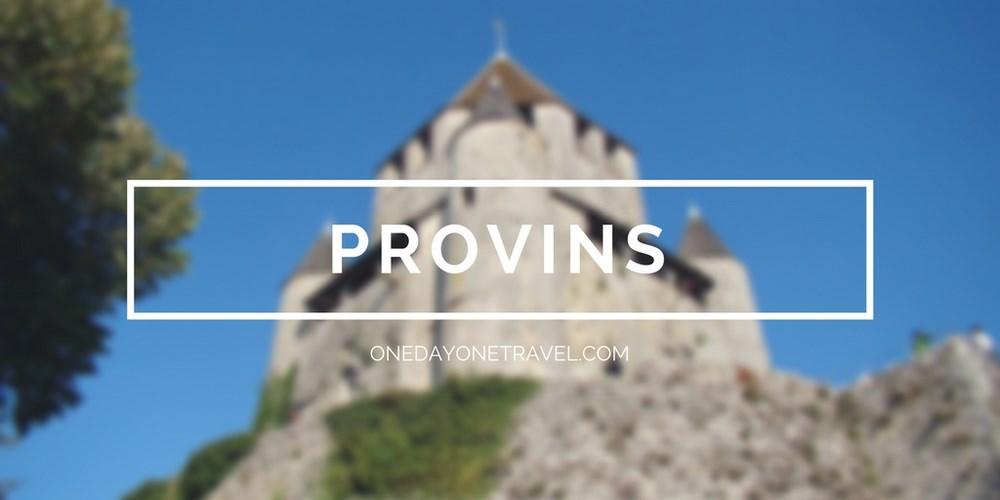 Provins idée week-end blog voyage