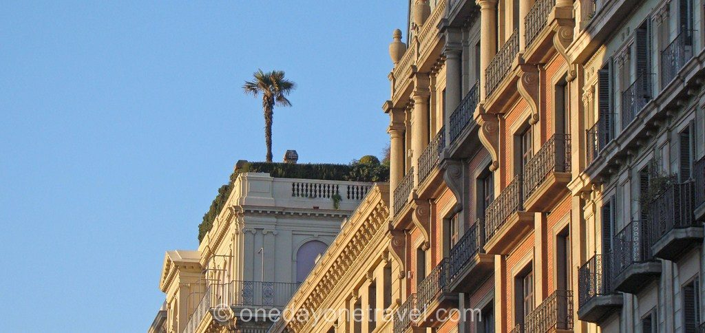 Quartier el born barcelone blog voyage architecture