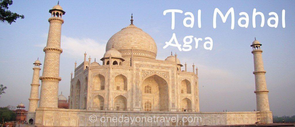 Itinéraire Rajasthan et nde Nord Taj Mahal