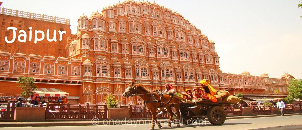 Itinéraire Rajasthan Jaipur