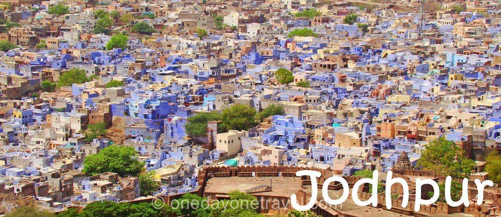 Itinéraire Rajasthan Jodhpur