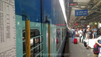 Rajasthan train inde gare delhi blog voyage