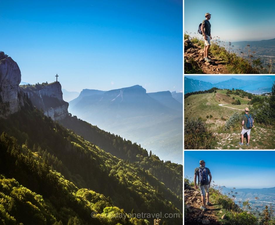 Randonnée Croix du Nivolet Chambéry - Séjour en Savoie