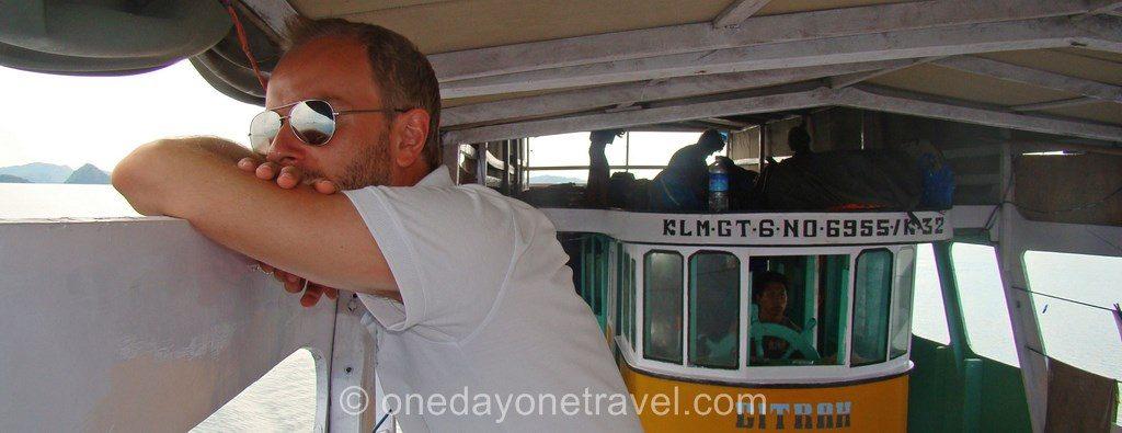 Richard croisiere indonésie blog voyage