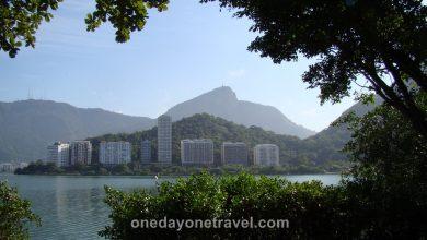 Rio de Janeiro Lagon