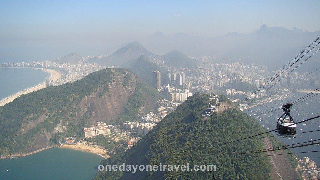 Rio de Janeiro Pao Acucar blog voyage