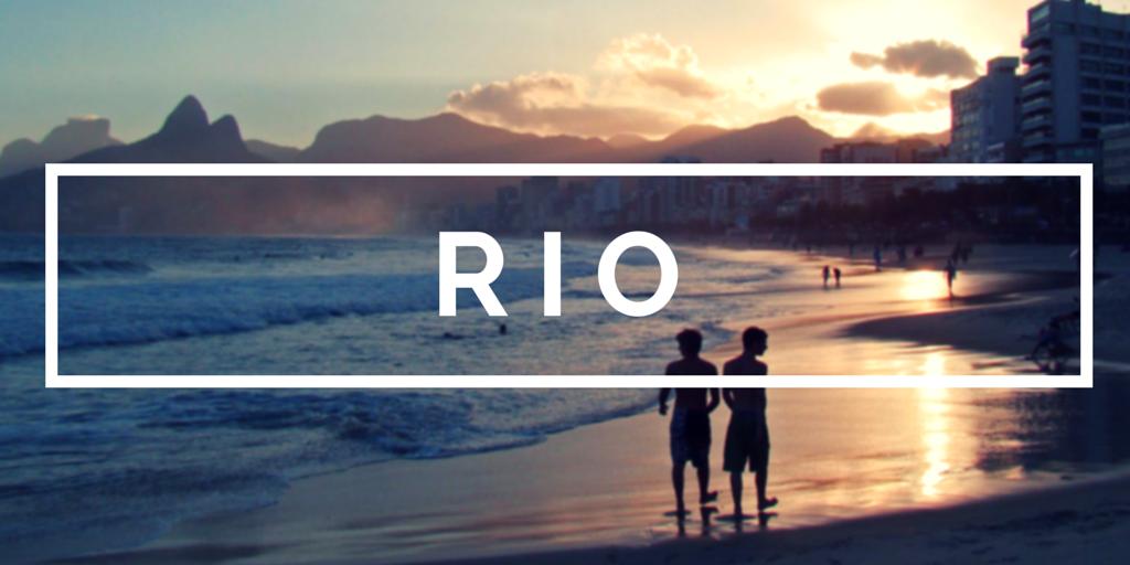 Rio de Janeiro blog voyage