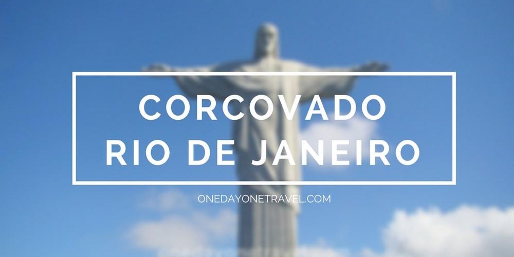 Rio de Janeiro corcovado rio blog voyage