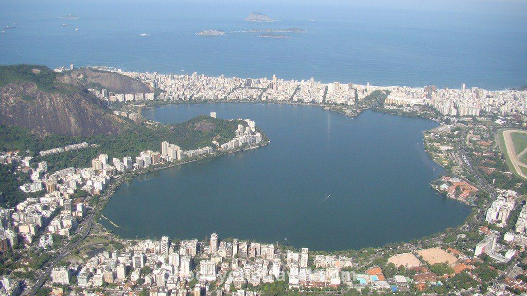 Rio de Janeiro vue depuis Corcovado