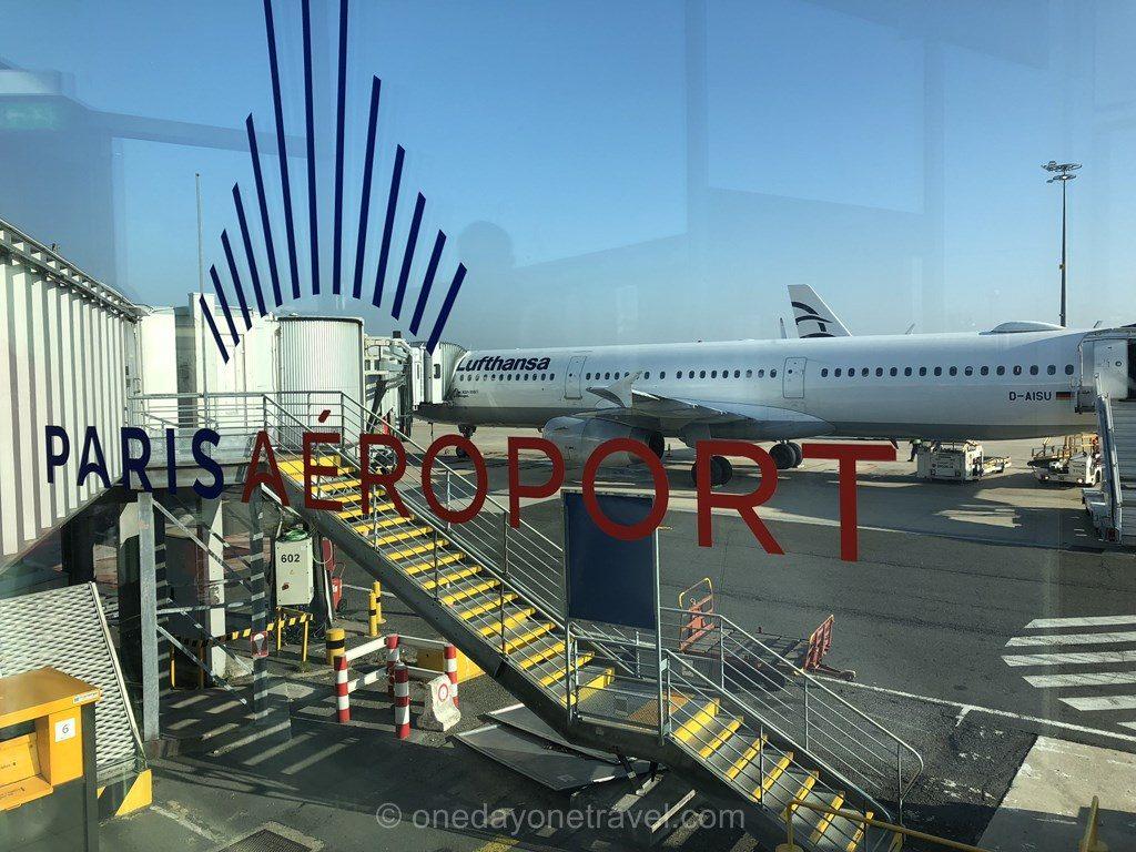 Road Trip ouest américain aéroport de Paris