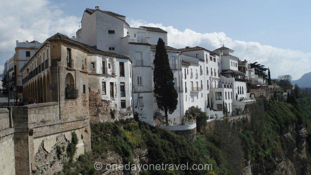Ronda Andalousie Architecture Blog Voyage OneDayOneTravel