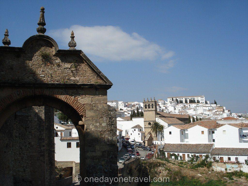 Ronda Andalousie Village Blanc Blog Voyage OneDayOneTravel