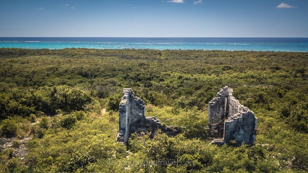 San Salvador château Bahamas
