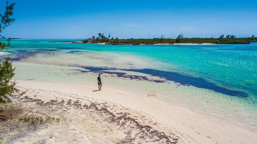 San Salvador Franck plage mer