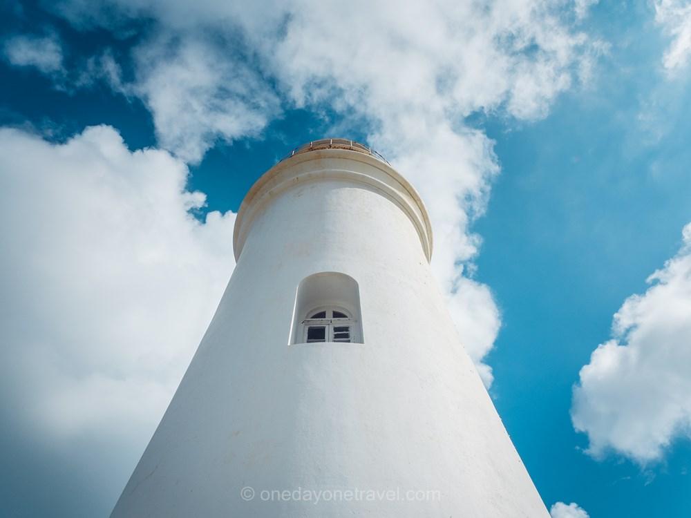 San Salvador phare Bahamas