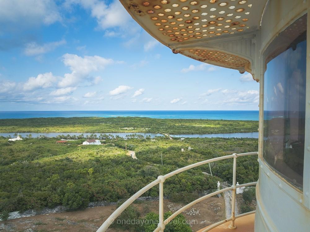 San Salvador Bahamas phare