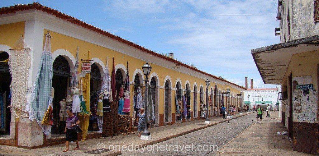 Sao Luis Visite Architecture