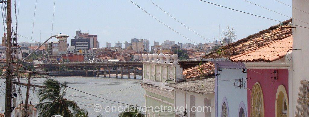 Sao Luis Visite Centre Amazone Brésil