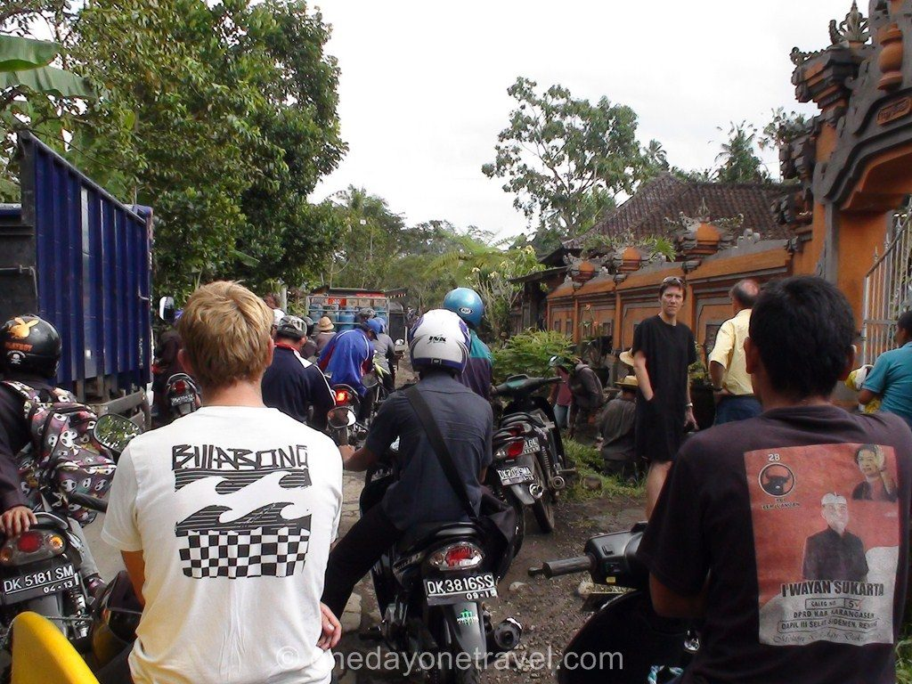 Scooter Bali location conseil