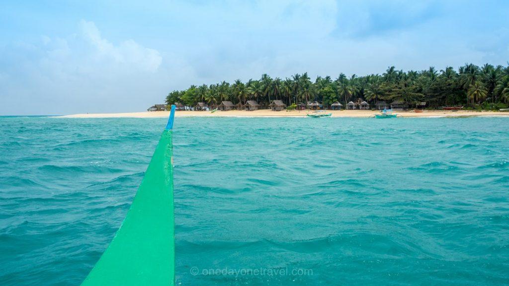 Siargao island hopping iles de rêve
