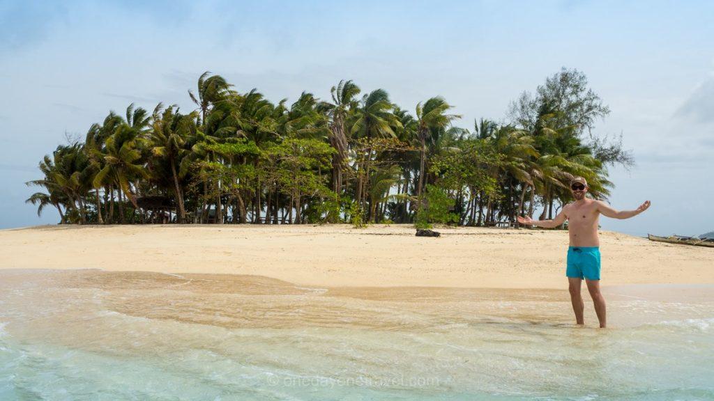 Siargao Guyam island Philippines