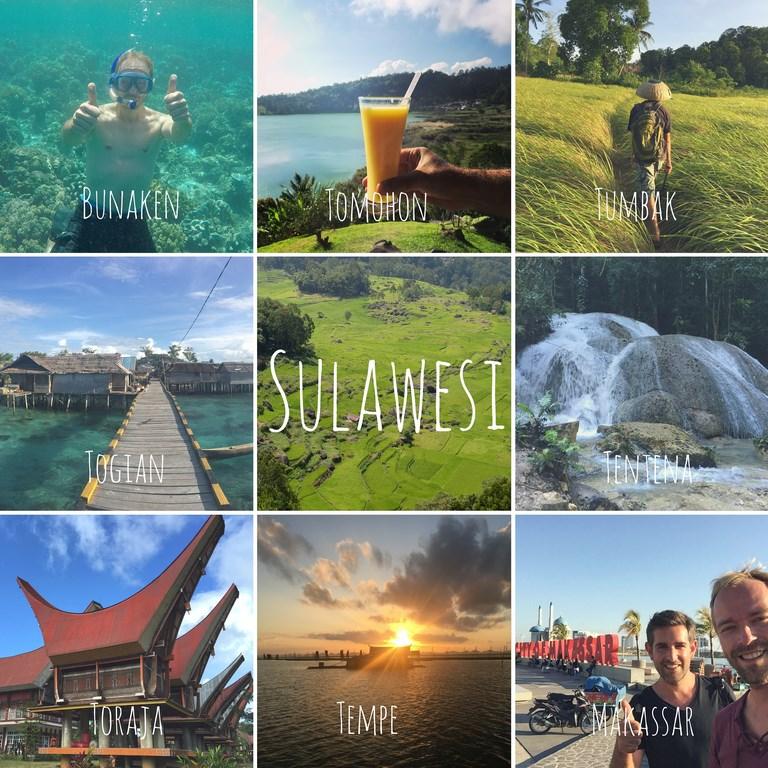 Voyager à Bali et Sulawesi Célèbes Indonésie
