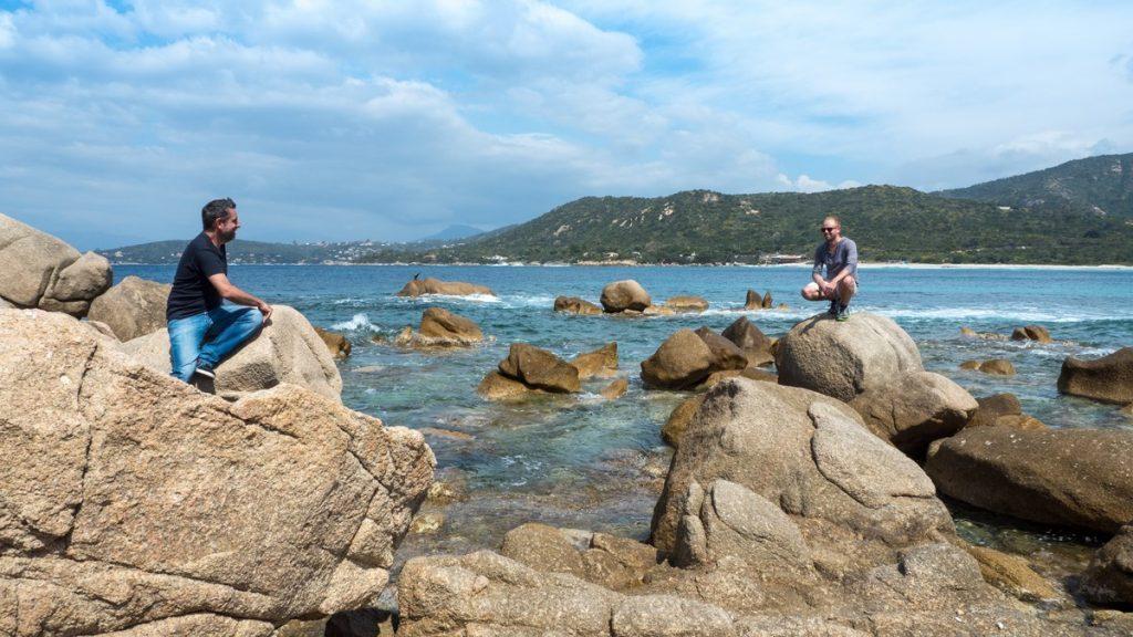 TOP 10 Iles de rêve Corse du sud Golfe Ajaccio