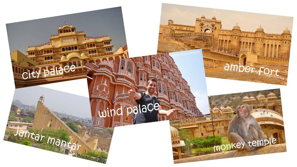 TOP 5 visite Jaipur