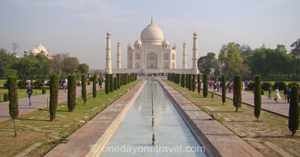 Taj Mahal Agra blog voyage Inde