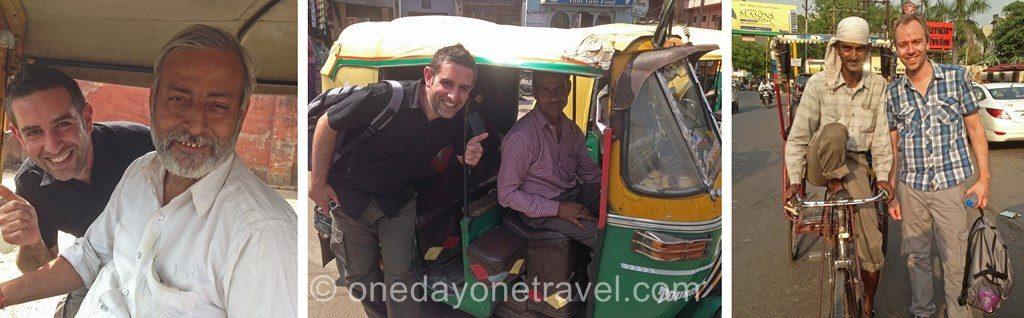 Taj Mahal transport agra inde