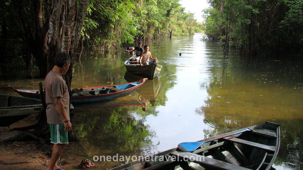 Tapajos Jamaraqua Amazone