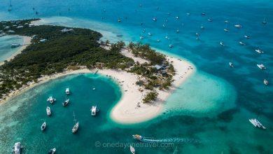 Destination de rêve Bahamas Exumas blog voyage