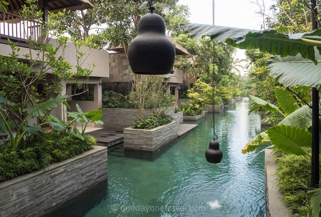 Ubud Bali Hotel Hoshinoya Villa Piscine