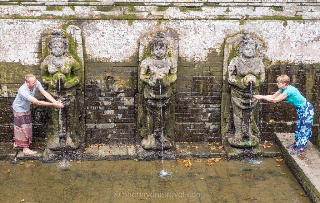 Ubud Bali Temple Goa Gakah