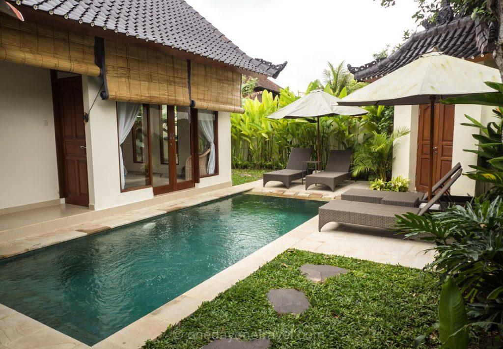 Villa Hijau à Ubud - Où dormir à Bali ?