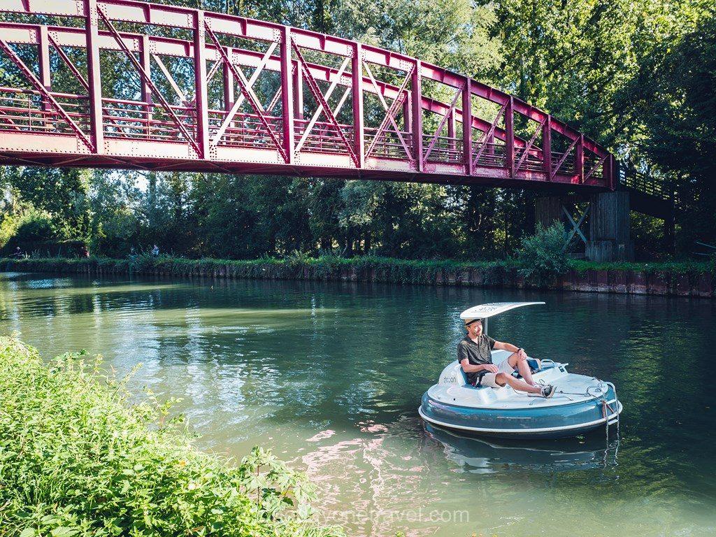 Néolys rivière d'Or